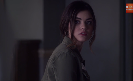 Pretty Little Liars Clip - Aria Undercover