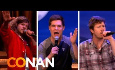 Workaholics Cast Sings Best Friend Song