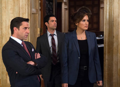 Watch Law & Order: SVU Season 14 Episode 8 Online