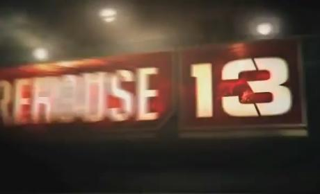Warehouse 13 Season 3 Promo: New Face, New Mysteries