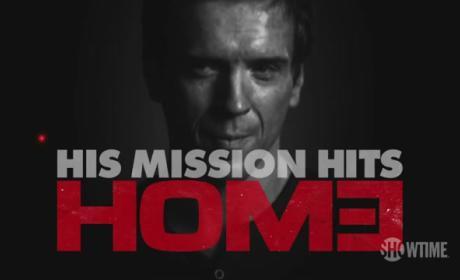 Homeland Season 2 Promo: Hitting Home