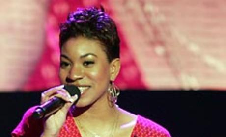 Stephanie Edwards: Calm, Collected over American Idol Elimination
