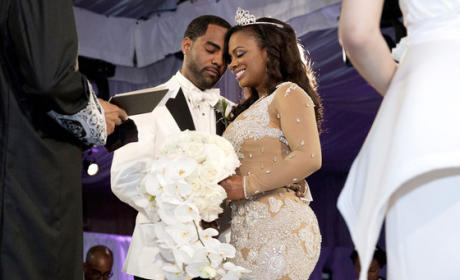 Kandi's Wedding Pic