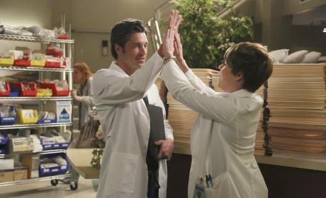 Grey's Anatomy Season 10 Spoilers: Taking Ownership, Striking a Balance