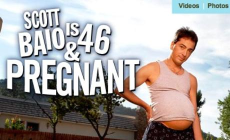 Scott Baio is 46... and Pregnant... and Sworn to Secrecy