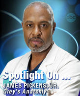 Getting to Know James Pickens, Jr.