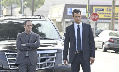 Josh Duhamel Teases Battle Creek, Return to Television