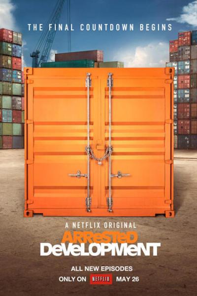 Arrested Development Season 4 Poster