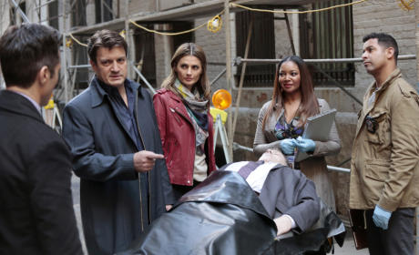 Castle Season 7 Episode 19 Review: Habeas Corpse