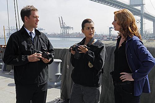 Tony, Ziva and Borin