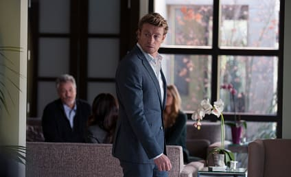 The Mentalist: Renewed for Season 7!