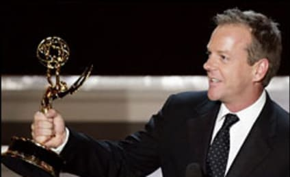 Grey's Nearly Blanked at Emmy Awards