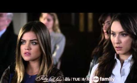 "Pretty Little Liars Promo - ""I'm a Good Girl, I Am"""