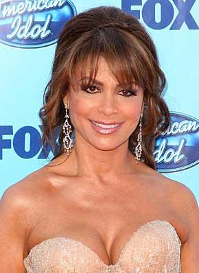 Pic of Paula Abdul