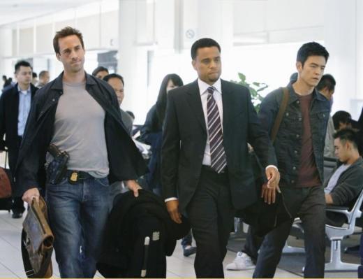 Hong Kong Arrival