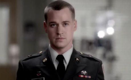 T.R. Knight Describes Final Grey's Anatomy Scene