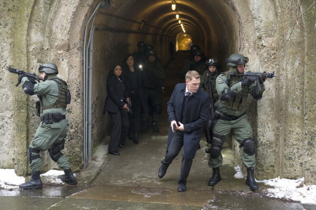 Ressler Leads the Raid