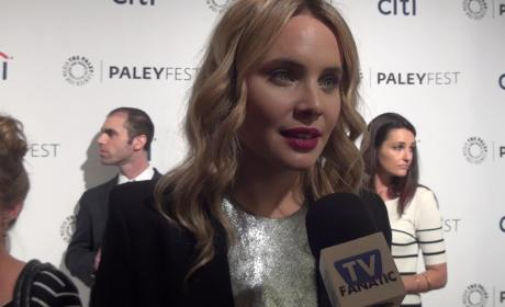 Leah Pipes Teases War on The Originals, Asks: Is Cami Human?