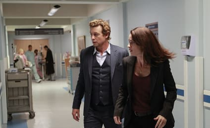 The Mentalist Photo Gallery: Extreme Measures