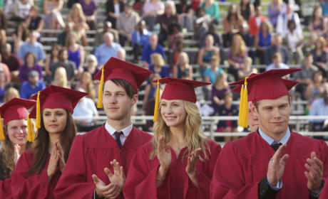 Mystic Falls Graduation Day