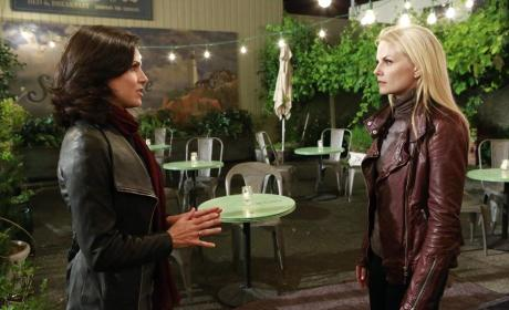 Forgiving Emma - Once Upon a Time Season 4 Episode 1