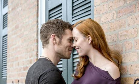 Genevieve and Klaus?!?
