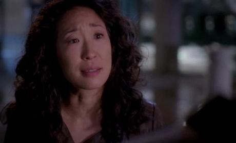 "Tonight's Grey's Anatomy: ""No Good at Saying Sorry"""