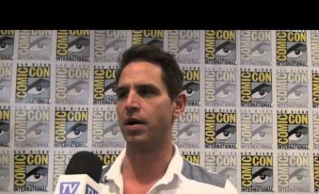 Greg Berlanti Comic-Con Interview