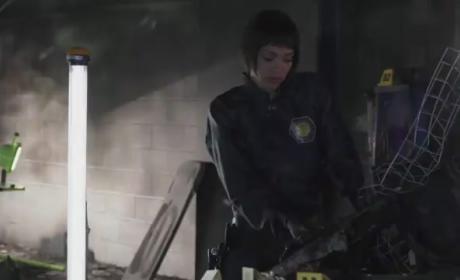 Bones 'The Gunk in the Garage' Clip - CSI