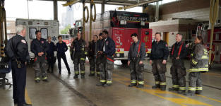 A Squad Divided - Chicago Fire