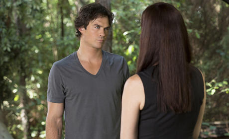 Trying to Be Nice - The Vampire Diaries Season 7 Episode 2
