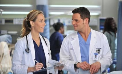 "Grey's Anatomy Photo Preview: ""The Lion Sleeps Tonight"""