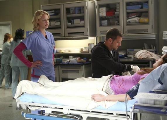 Alex, Izzie and Rebecca