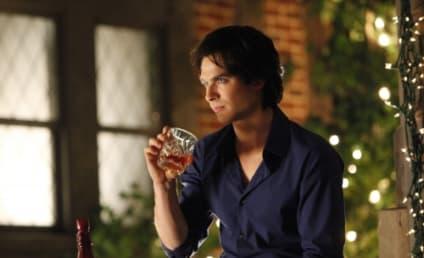The Vampire Diaries Season Premiere Pics: Let's Party?