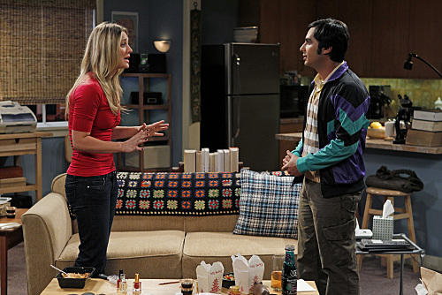 The Big Bang Theory Season 5 Premiere Photo