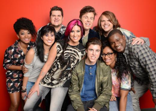 The American Idol Final 9