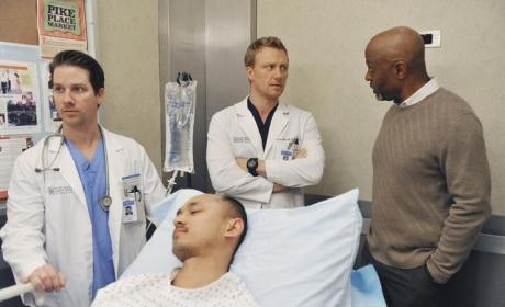 "Grey's Anatomy Reaction: Discuss ""Not Responsible"""