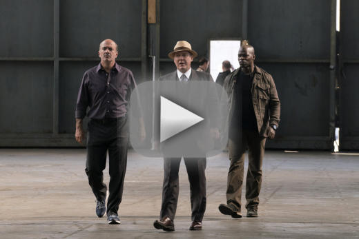 how to watch the second season of blacklist