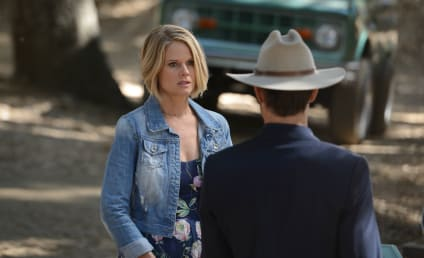 Justified Spoilers: Joelle Carter on Ava's Power, Surprises to Come on Final Season