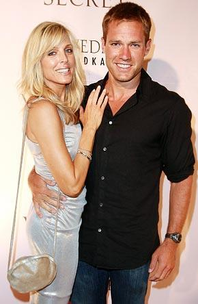 Marla Maples and Andy Baldwin Photo