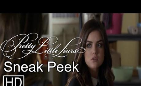 Pretty Little Liars Clip - A Request for Aria