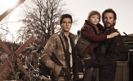 EXCLUSIVE: Connor Jessup on the Key to Falling Skies
