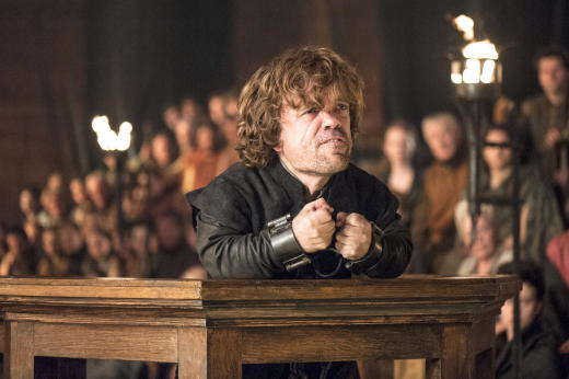 Tyrion Goes Off