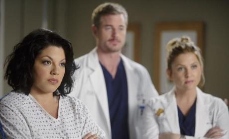 Coming to Grey's Anatomy: Callie's Baby Shower!