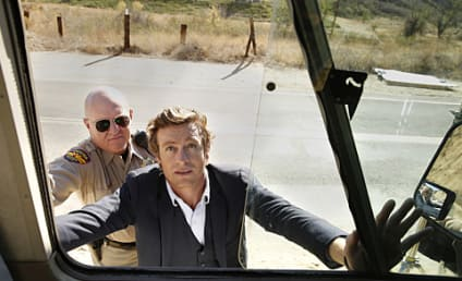 The Mentalist Season 7 Episode 11 Review: Byzantium