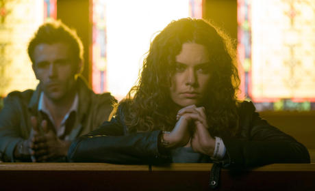 Constantine Season 1 Episode 12 Review: Angels and Ministers of Grace