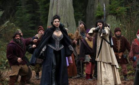 Once Upon a Time Review: Sealed in Blood