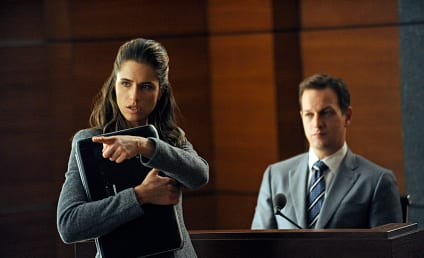 The Good Wife Review: Careful What You Say