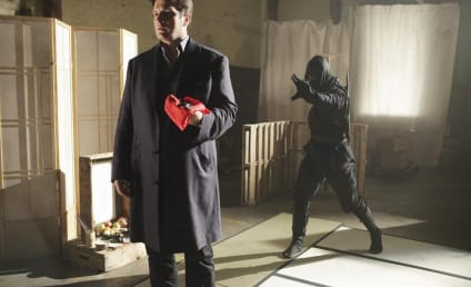 Castle Review: Not Another a Ninja Movie