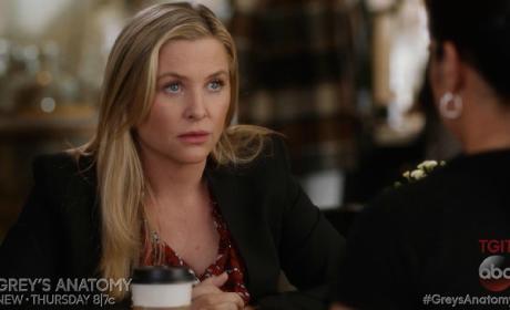 Grey's Anatomy Sneak Peek: Callie vs. Arizona!